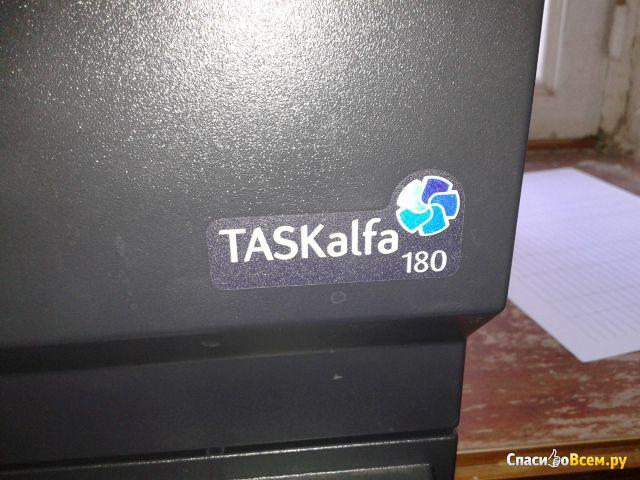 Копировальное устройство Kyocera TASKalfa 180 фото