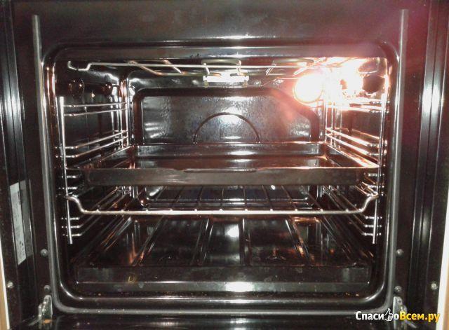 Газовый духовой шкаф Beko OIG 14101 W фото