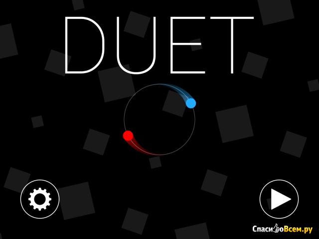 """Игра """"Duet"""" для iPad фото"""