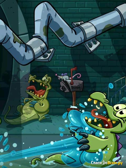 Крокодильчик свомпи ipad 2