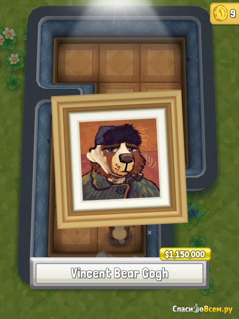 """Игра """"Bears vs. Art"""" для iPad фото"""