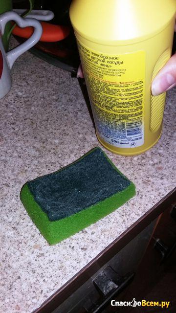 """Гель для мытья детской посуды с экстрактами ромашки и алоэ  """"Ушастый нянь"""""""