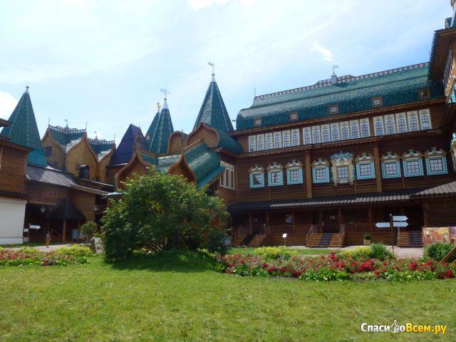Музей-заповедник Коломенское (Москва)