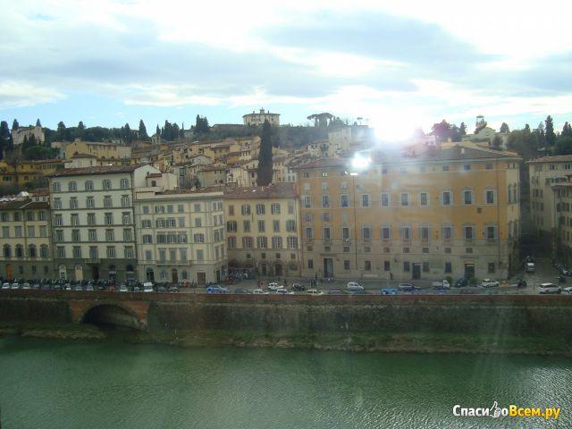 Город Флоренция (Италия) фото