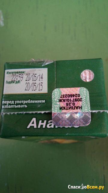 """Нектар """"Добрый"""" ананасовый фото"""