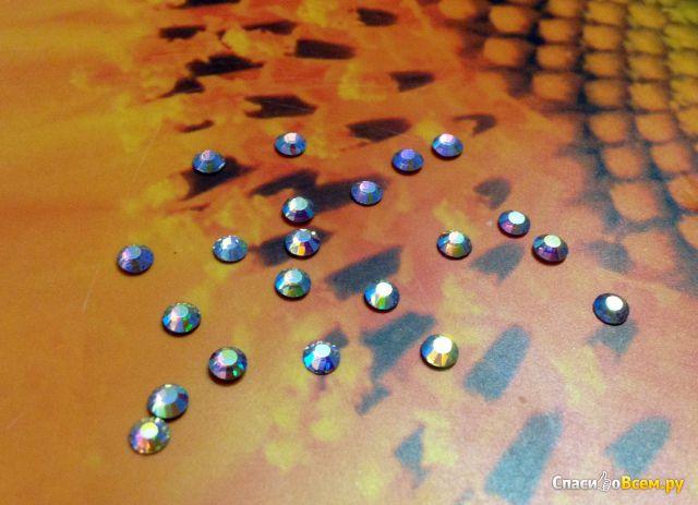 Стразы для ногтей Asfour Crystal Hot Fix 799 SS 16 фото