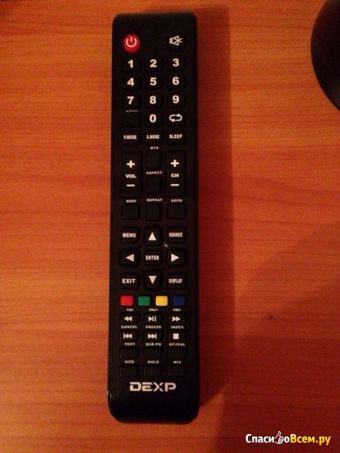 Телевизор Dexp 32A3400