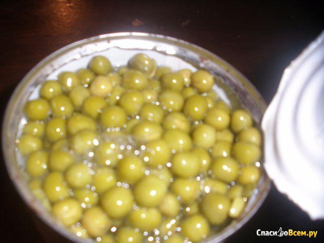 """Горошек зеленый консервированный стерилизованный """"Zlata"""" фото"""