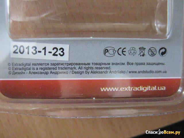 Аккумуляторы Extra Digital Ni-MH Rechargeable Battery AA 2800 mAh фото