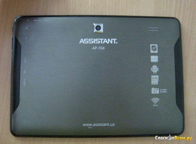Интернет-планшет Assistant AP-104