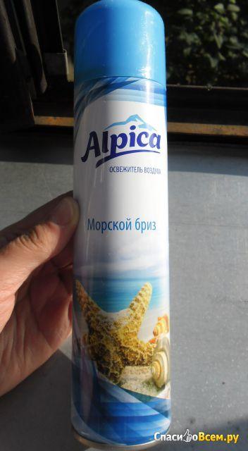 """Освежитель воздуха Alpica """"Морской бриз"""" фото"""