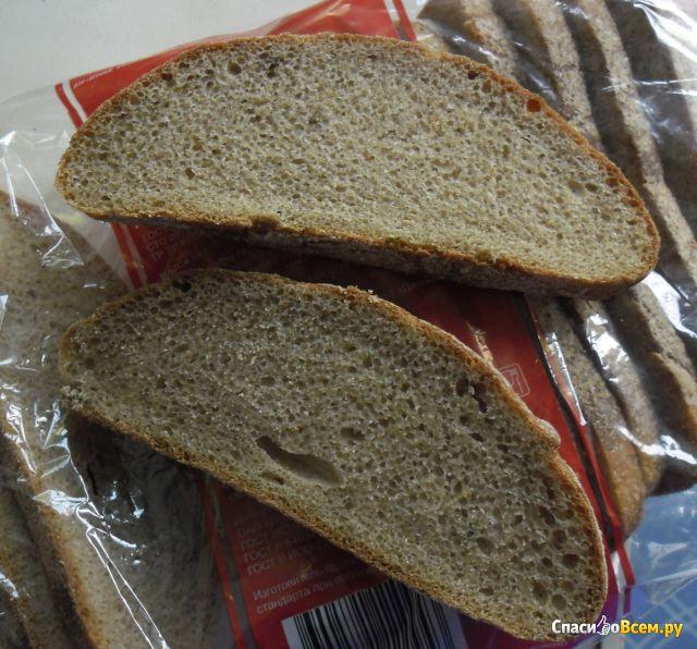 """Хлеб Первый хлебокомбинат """"Баварский"""" нарезанный фото"""