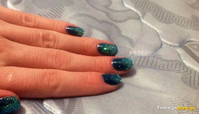 Блёстки для дизайна ногтей и тела Dona Mirelle №19 фото