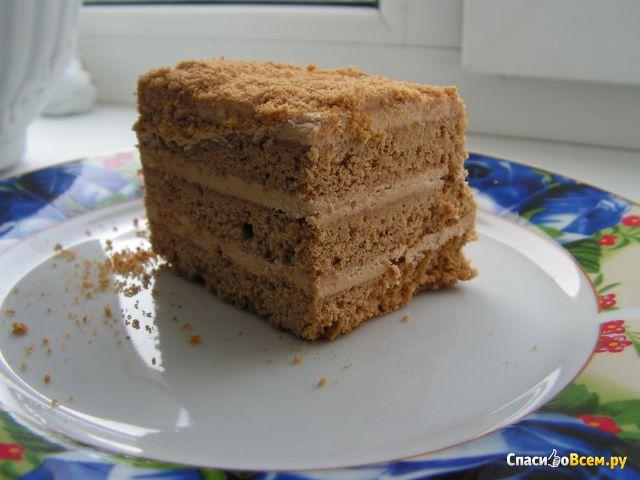 Торт кусочками рецепт пошагово