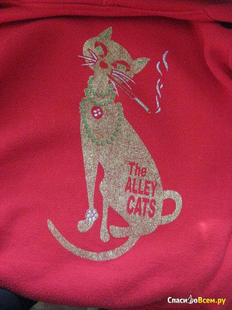 """Кофта женская LD """"The Alley Cats"""""""