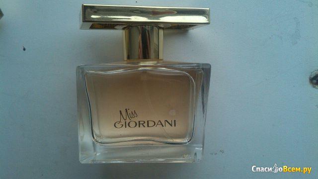 Женская туалетная вода Oriflame Miss Giordani