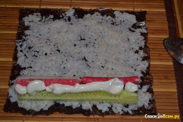 Морская капуста для суши Midori Оригинал фото