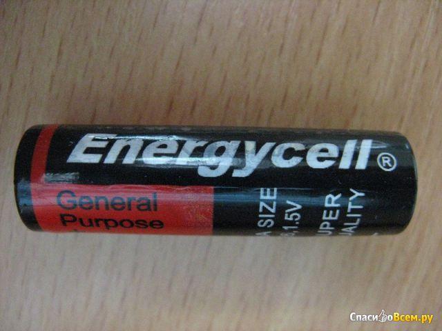 Батарейки Energycell Super Quality General Purpose AA Size R6 1.5V