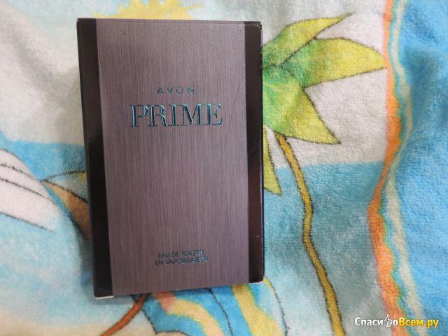 """Туалетная вода Avon """"Prime"""" фото"""