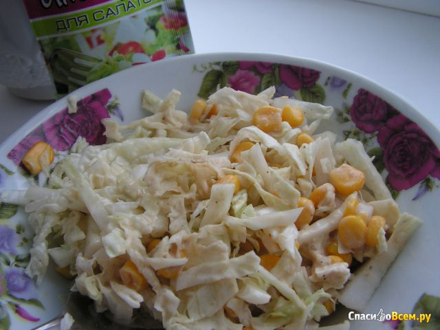 Готовая заправка для салатов Sen Soy Premium «Имбирная»