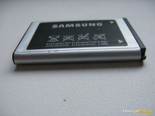 Аккумулятор Samsung AB553446BU 1000 mAh фото
