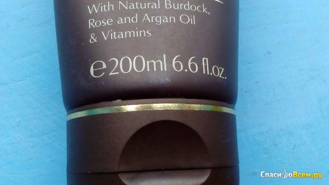 "Шампунь для волос Oriflame ""Eleo"" All Hair Types With Natural Burdock Rose and Argan Oil & Vitamins"