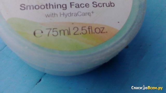 "Выравнивающий скраб для лица Oriflame ""Шведский SPA салон"" Swedish Spa Smoothing Face Scrub"