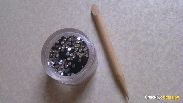 Блестки для дизайна ногтей Oriflame Nail Art