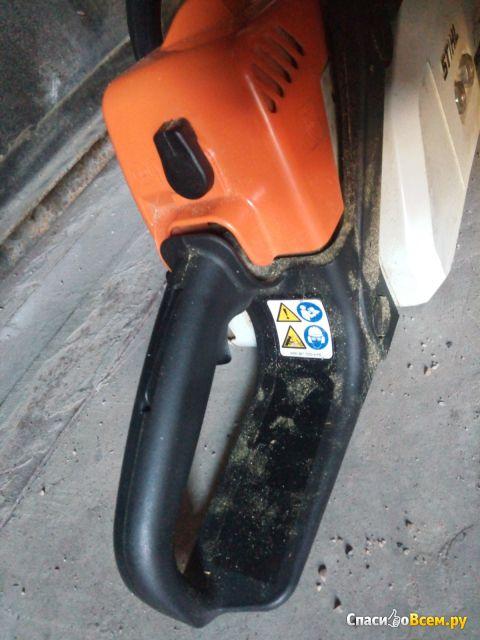 Бензиновая пила Stihl MS 180 C фото