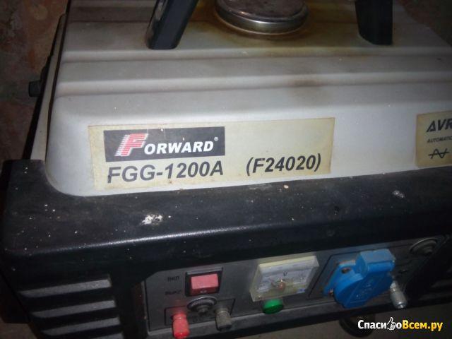 Бензиновая электростанция Forward FGG-1200A