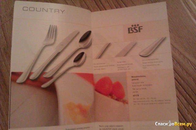 Набор столовых приборов BSF Country