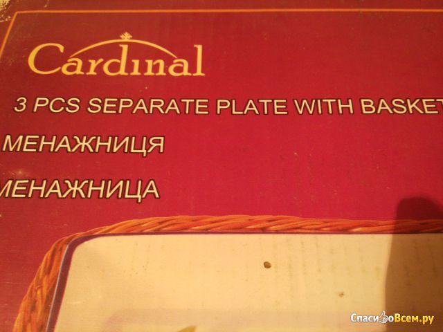 "Менажница 3 Pcs ""Cardinal"" CR069HB-9"