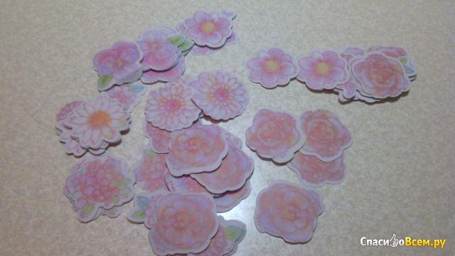 Наклейки для скрапбукинга Romantic Sticker