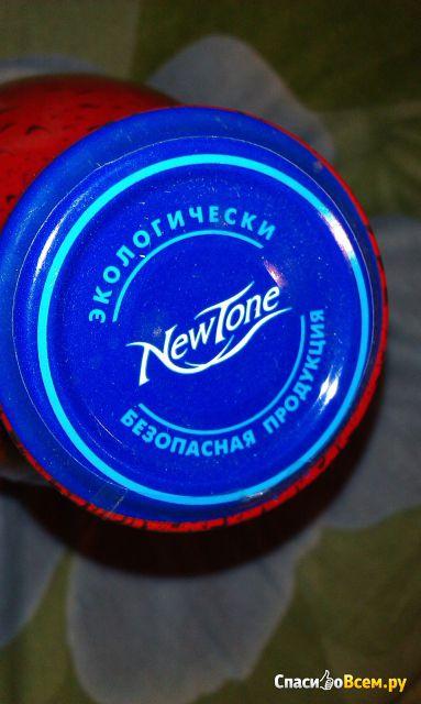 Сок яблочный New Tone «Красное яблоко» прямого отжима осветленный пастеризованный без воды и сахара