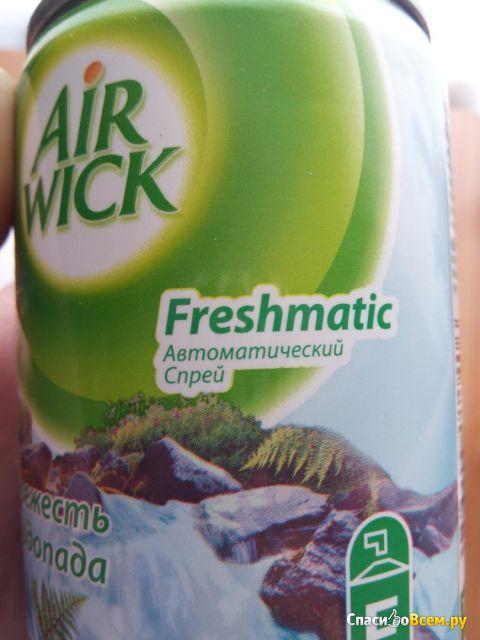 """Сменный аэрозоль Air Wick """"Свежесть водопада"""""""