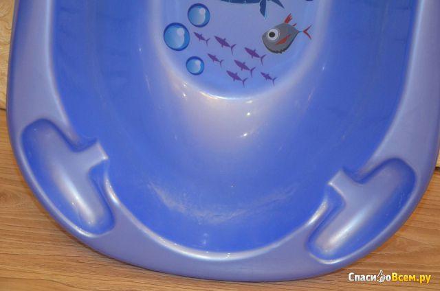 Детская ванна Эльфпласт арт. 033