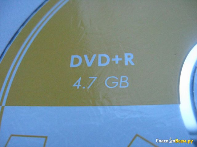 Диск Arena DVD+R 4.7 GB 16X фото