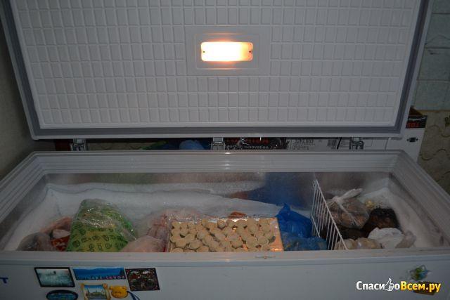 Морозильник-ларь Kraft BD(W)-423 фото