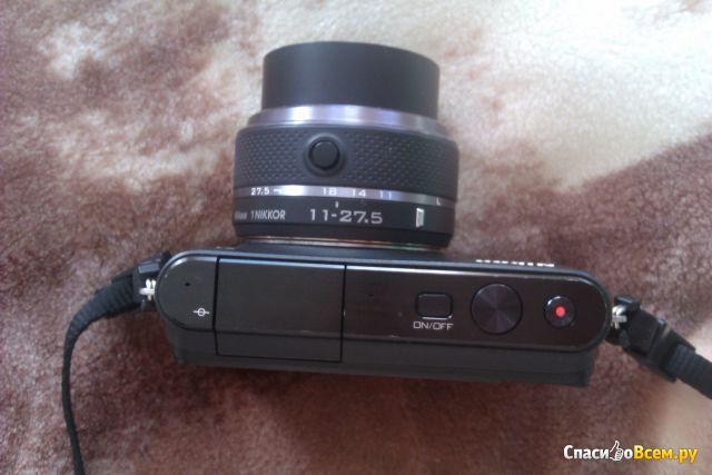 Цифровой фотоаппарат Nikon 1 s1 фото