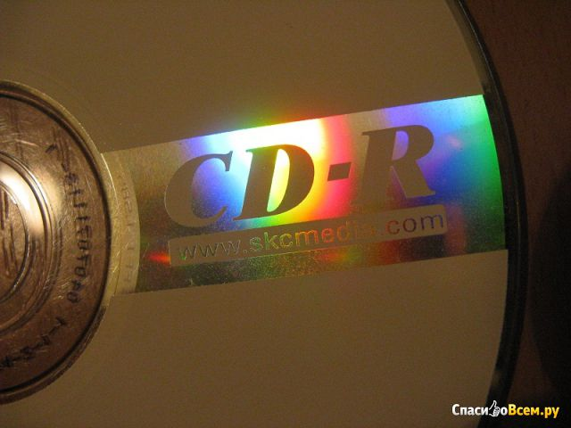Диск SKC CD-R 800MB 90min фото