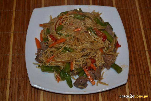 Смесь специй к куриным вок-блюдам Chicken Thai Wok Santa Maria Garlic & Kafir lime Spice Mix