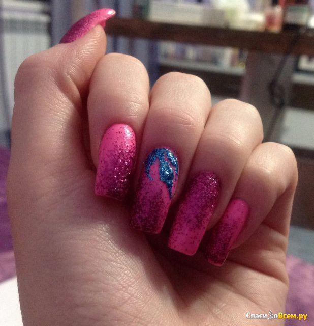 "Блёстки для ногтей ""Вау!"" арт. Б015"