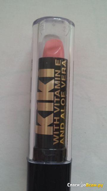 Помада для губ Kiki с витамином E и Алоэ 115