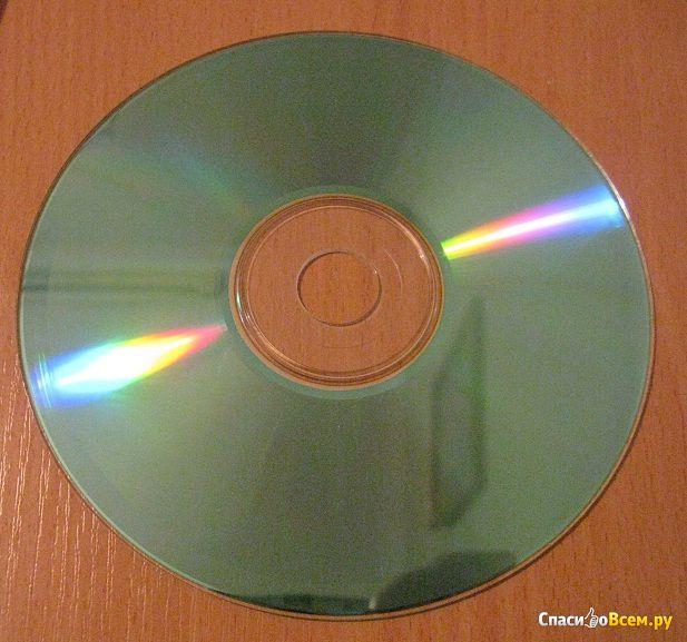 Диск Verbatim CD-R 700MB 52x 80min