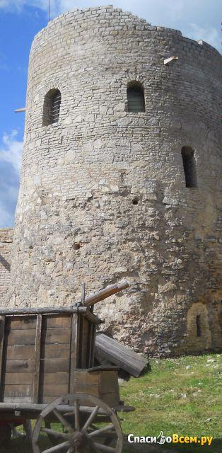 Изборская крепость (Россия, Псковская область, д. Изборск)