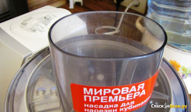 Кухонный комбайн Bosch ProfiKubixx MCM 5529 фото