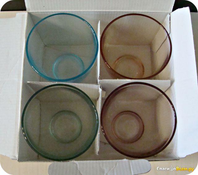 Набор стаканов Bormioli Rocco Zeno 4 pcs