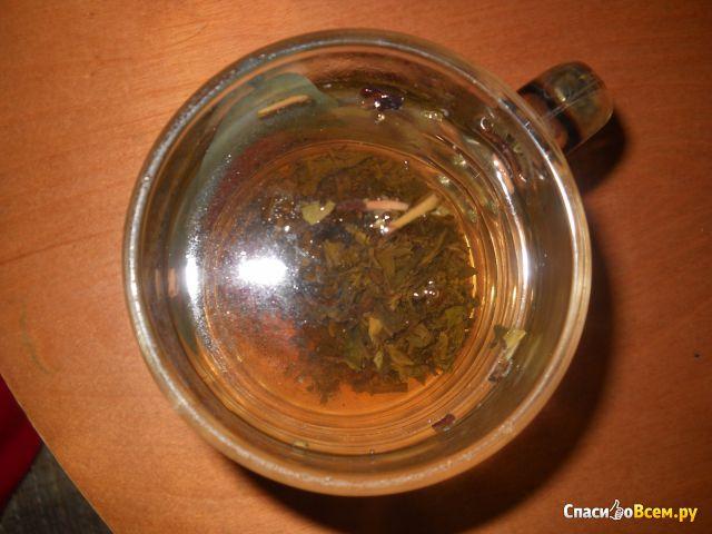 Китайский чай Pur Nature Шен пуэр Зеленый Мини Туо Ча прессованный
