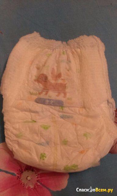 Подгузники-трусики GOON для мальчиков