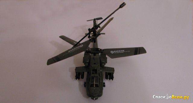 Вертолет радиоуправляемый UDI U-803 фото